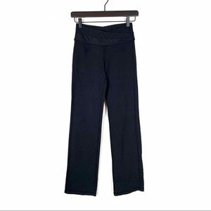 Lululemon Pants Athletic Straight Leg Black size 4